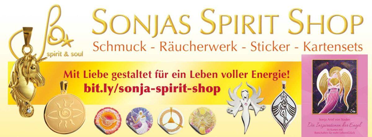 Sonja Ariel von Staden Online Shop